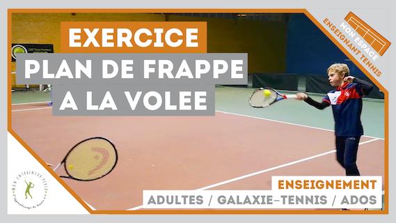 exercice volee galaxie tennis ados adultes