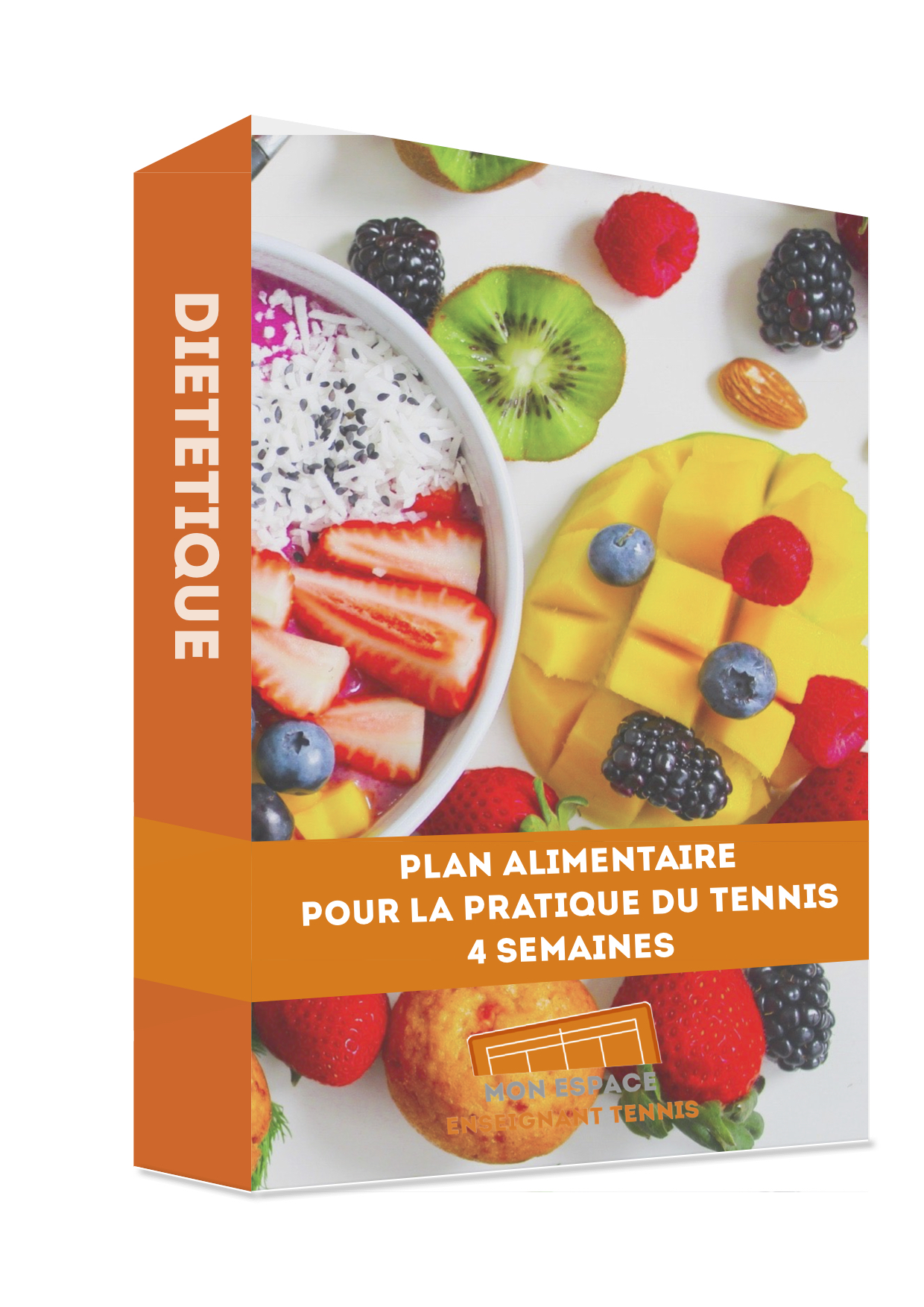formation, dietetique plan alimentaire tennis